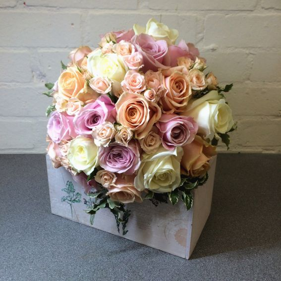 Luxury Vintage Roses|Blossom Florists|Chelmsford
