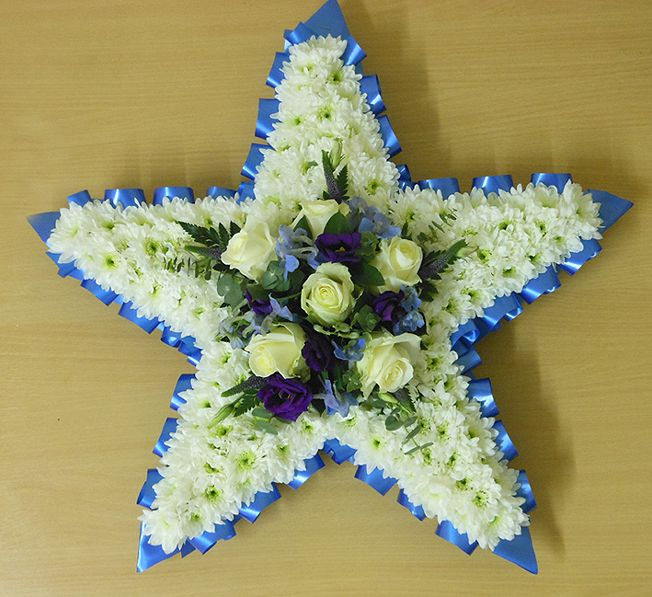 Funeral Star Tribute