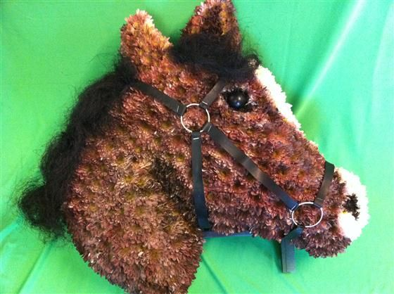 Horse Funeral Tribute