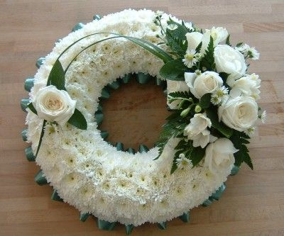 Massed Funeral Wreath