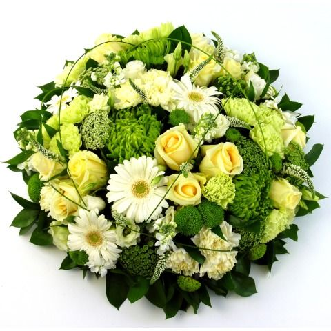 Modern Funeral Posy