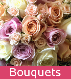Beautiful bouquets and hand-tied flowers by Colchester florists