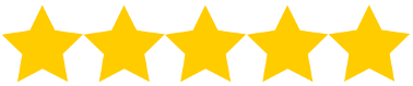 five star customer rating