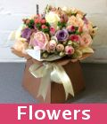 Blossom Florists bouquets and hand-tied flowers in Essex