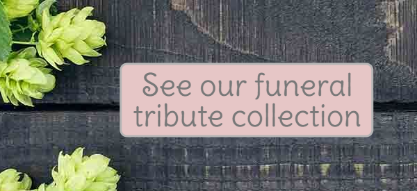A wonderful collection of funeral flowers tributes for delivery in Essex including funeral flowers letters and wreaths
